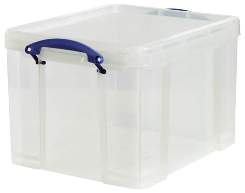 Protect and store your files or goods with this 35 Litre Really Useful Plastic Storage Box from Viking. Find out more and buy online today.  sc 1 st  Viking Direct & Really Useful Box polypropylene plastic storage box 35 litre (310 ... Aboutintivar.Com