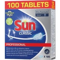 Sun Dishwasher Tablets Classic 100 Pieces