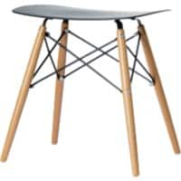 Paperflow Stool Skoll Grey