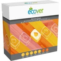 Ecover Dishwasher Tablets All In One 6Pack of 8