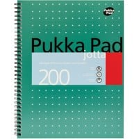 Pukka Pad A4 Notepad Ruled 200 Pages Pack of 3