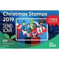 An Post 20 x €1.00 Postage Stamps 20 Pieces