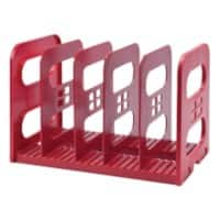 Filing Racks Red 265 x 360 x 228 mm