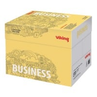 Viking Business Paper A4 80gsm White 2500 Sheets