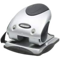 Rexel 2 Hole Punch P240 Silver, Black 40 Sheets