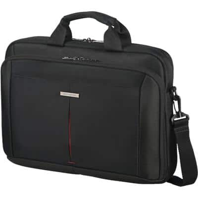 Samsonite Briefcase GuardIT 2.0 15.6 Inch Polyester Black 40 x 9 x 30 cm