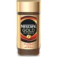 NESCAFÉ Gold Intense Dark Roast Instant Coffee Jar 200g