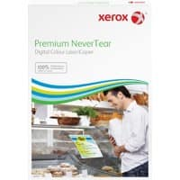 Xerox Premium NeverTear Paper A3 Matt 195gsm 29.7 x 42 cm Bright White 100 Sheets
