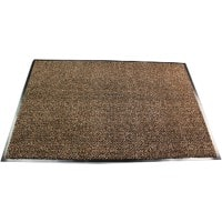 Office Depot Door Mat Indoor Brown 150 x 90 cm