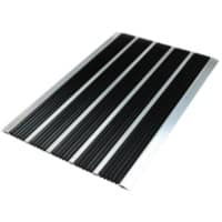 Office Depot Outdoor Doormat Special Alu Black 600 x 390 x 390 mm