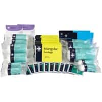 Reliance Medical Refill for HSE Workplace Kit 20 People 122 48.5 x 29 x 47 cm