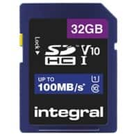 Integral SDHC Card V10 32 GB