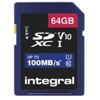 Integral SDXC Card V10 64 GB