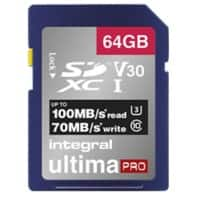 Integral SDXC Card V30 64 GB