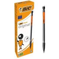 BIC Mechanical Pencil Matic Medium Black 12 Pieces
