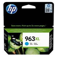 HP 963XL Original Ink Cartridge 3JA27AE Cyan