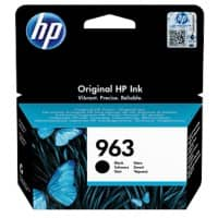 HP 963 Original Ink Cartridge 3JA26AE Black
