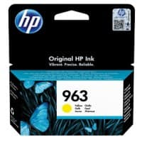 HP 963 Original Ink Cartridge 3JA25AE Yellow