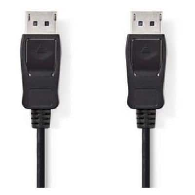 Nedis Display Cable Black