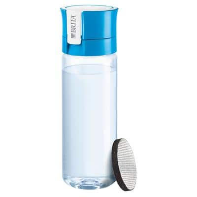 BRITA Filter Water Bottle fill&go Vital 600ml Fresh Blue