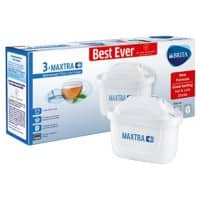 BRITA Filter Cartridges MAXTRA + White 3 Pieces