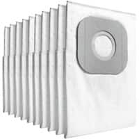 Kärcher Micro Fibber Vacuum Bags White 96224760 Pack of 10