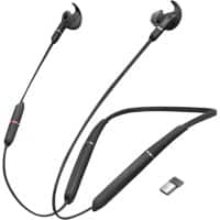 Jabra Evolve 65e MS Wireless Headset Black