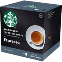 NESCAFÉ Dolce Gusto Starbucks Espresso Roast Coffee Capsules 12 Pieces