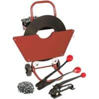 safeguard 13 mm Strapping Starter Kit Red