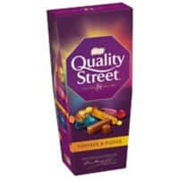 Quality Street Chocolates Toffee and Fudge 240 g