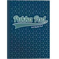 Pukka Pad Refill Pad Glee Ruled Perforated A4