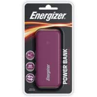 Energizer Powerbank UE5007 5000 mAh Brown, Cream