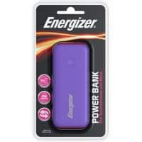 Energizer Powerbank UE5007 5000 mAh Purple, Magenta