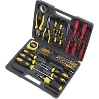 Tool Kit Black 72 Pieces