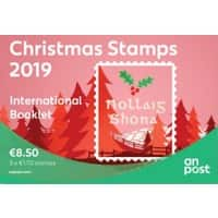 An Post 5 x €1.70 Postage Stamps 5 Pieces