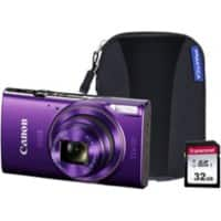 Canon Digital Camera IXUS 285 HS 20.2 Megapixel Purple