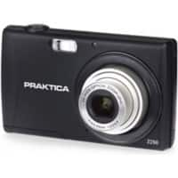 Praktica Digital Camera Luxmedia Z250 20 Megapixel Black Auto Flash