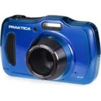 Praktica Digital Camera Luxmedia WP240 20 Megapixel Blue
