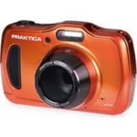 Praktica Digital Camera Luxmedia WP240 20 Megapixel Orange