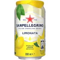 S.Pellegrino Sparkling Drink Limonata 24 Pieces of 330 ml