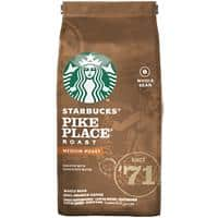 Starbucks Pike Place Coffee Beans 200 g
