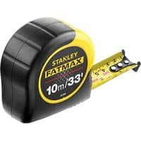 Tape Measure Stanley Fatmax Bladeamor 10M 33 FT 32MM Wide
