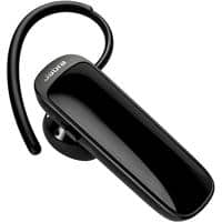 Jabra Talk 25 Wireless Mono Headset Over the Ear Bluetooth with Microphone Black
