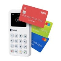 SumUp 3G and WIFI Card Payment Reader White