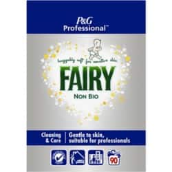 Fairy Washing Powder Non Bio perfumed 5.80 kg