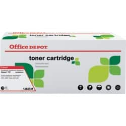 Office Depot Compatible Canon 737 Toner Cartridge Black