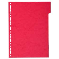 Exacompta Dividers Forever A4+ Multicolour 5 tabs 5 holes paper blank