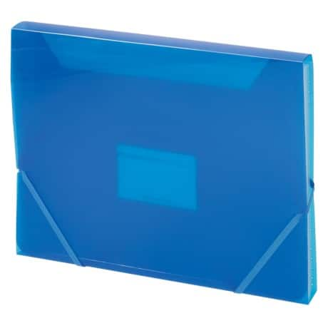 Office Depot Expanding Files - 6 Part - Blue