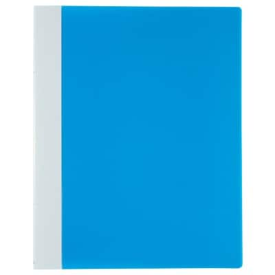 Office Depot Display Book A4 Blue Polypropylene 24.5 x 1 x 31 cm