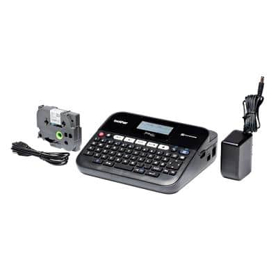 Brother P-Touch Label Printer PT-D450VP QWERTY